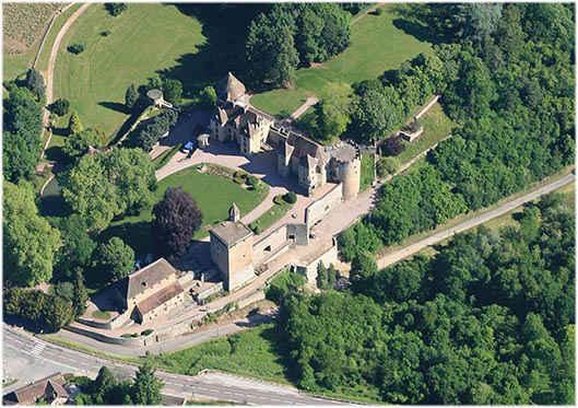 Château de Couches, producteur de vins de bourgogne