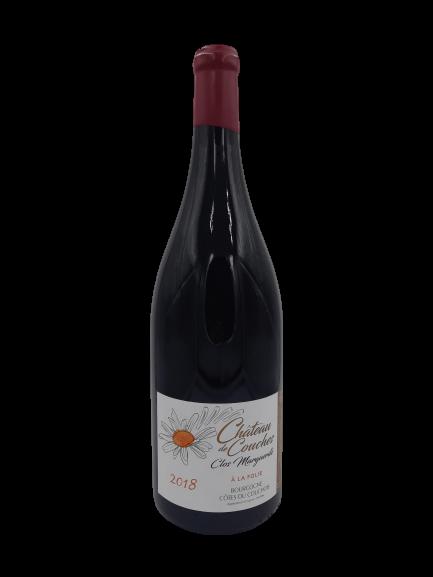 """Bouteille de vin """"Hospices de Beaune"""" de 2014"""